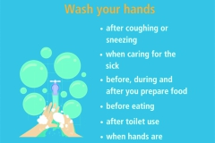 Protect yourself and others from getting sick